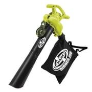 Sun Joe Blower Joe 3-in-1 Electric Blower, Vacuum, Mulcher (SBJ603E)