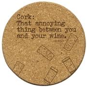 Thirstystone That Annoying Thing Cork Coaster Set (Set of 6)
