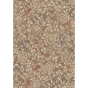 Dynamic Rugs Eclipse Copper Area Rug; 5'3'' x 7'7''