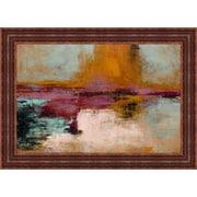 MidwestArtFrame Acertijo by Nancy Villarreal Santos Framed Painting Print