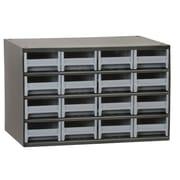 Akro Mils 19-Series 17'' Steel Cabinet; Gray