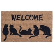 Canada Mats Cat's Tail Doormat