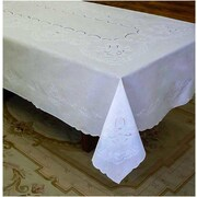 Fino Lino Belagio Tablecloth & Napkin Set; 175'' x 70''