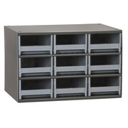 Akro Mils 19-Series Storage Cabinet; Gray