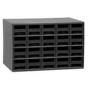 Akro Mils 19-Series Storage Cabinet; Black