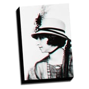 Picture it on Canvas Anaglyph Amelita 3D Photographic Print on Wrapped Canvas
