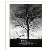 Trendy Decor 4U Passion Framed Photographic Print