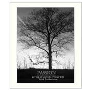 Trendy Decor 4U Passion Framed Photographic Print