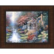 MidwestArtFrame Secret Hideaway by Derk Hansen Framed Painting Print