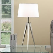 Artiva USA Hollywood 30'' H Table Lamp with Empire Shade