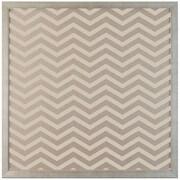 Petal Lane Patterns Zig Zag Magnetic Board; 2' H x 2' W