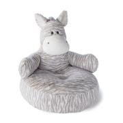 DEMDACO Nat & Jules Baby Kids Zebbie Zebra Chair