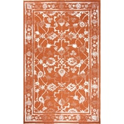 Dynamic Rugs Avalon Copper Area Rug; 2' x 4'