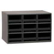 Akro Mils 19-Series 17'' Steel Cabinet; Black