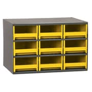 Akro Mils 19-Series Storage Cabinet; Yellow