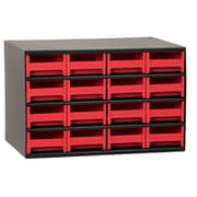 Akro Mils 19-Series Storage Cabinet; Red