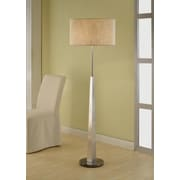 Artiva USA Luxor Contemporary Square Tapered 68'' Floor Lamp