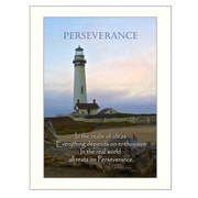 Trendy Decor 4U Perseverance Framed Photographic Print