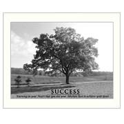 Trendy Decor 4U Success Framed Photographic Print