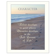 Trendy Decor 4U Character Framed Photographic Print; 20'' H x 16'' W x 1.5'' D