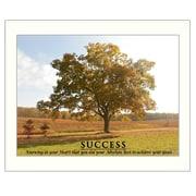 Trendy Decor 4U Success Framed Photographic Print; 16'' H x 20'' W x 1.5'' D