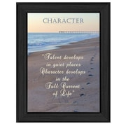 Trendy Decor 4U Character Framed Photographic Print; 16'' H x 12'' W x 1'' D