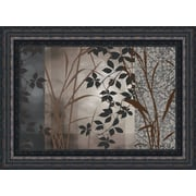 MidwestArtFrame Silver Whispers I by Edward Aparicio Framed Graphic Art