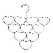 Sweet Home Collection Heart Shaped Hanging Organizer