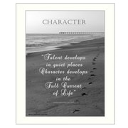 Trendy Decor 4U Character Framed Photographic Print
