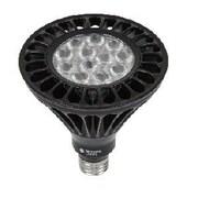 IRIS Ohyama Lights 18W 120-Volt (3000K) LED Light Bulb