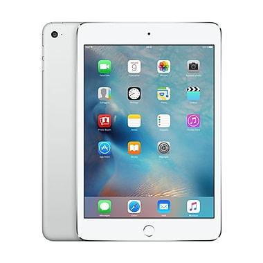 Apple - iPad mini 4, 7,9 po, puce A8, Wi-Fi, 64 Go, argent