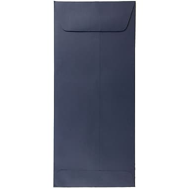 JAM Paper® #11 Policy Envelopes, 4 1/2 x 10 3/8, Navy Blue, 25/pack (33966426)