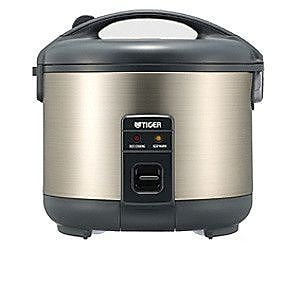 Tiger Rice Cooker; 10 Cup WYF078275564945
