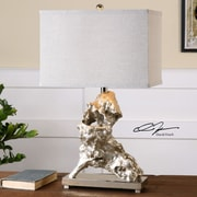 Uttermost Rilletta 27.5'' H Table Lamp with Rectangular Shade