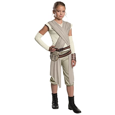 Child DeluxeStar Wars EP VII Rey Costume Meduim