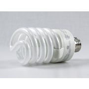 TCP 23W Bright White CFL bulb Dimmable Spiral E26 base (5012365K)