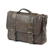 Claire Chase Messenger Bag; Brown