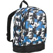Wildkin Camo Blue Sidekick Backpack