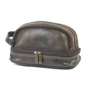 Claire Chase Mediterranean Travel Kit; Distressed Brown
