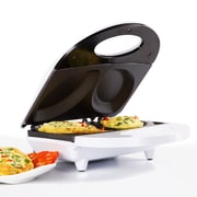 Holstein Housewares Omelette Maker; White
