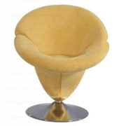 Chintaly Swivel Arm Chair