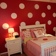 Pop Decors Polka Dots Decoration Wall Decal
