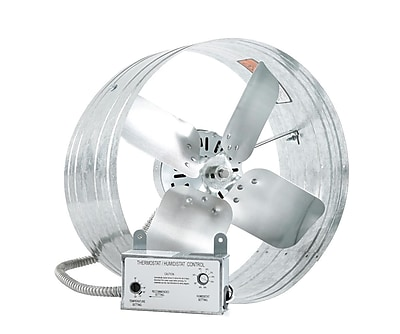 iLIVING 1620 CFM Attic Fan WYF078277740930