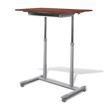 Jesper office 205 height adjustable stand up desk staples - Average office desk height ...