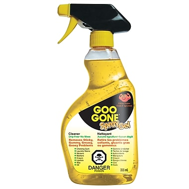 Goo GoneMD – Vaporisateur à nettoyant Spray Gel, 355 ml