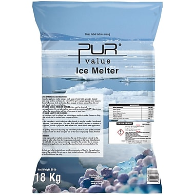 Pur Value – Fondant à glace, 18 kg