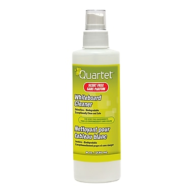 Quartet® Scent-Free Whiteboard Cleaner, 8oz.