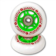 Razor RipStik Caster Board Replacement Wheels (Set of 2); Green