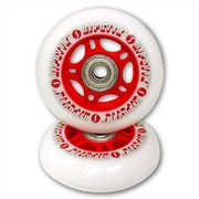 Razor RipStik Caster Board Replacement Wheels (Set of 2); Red