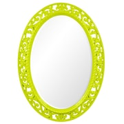 Howard Elliott Suzanne Mirror; Metallic Black